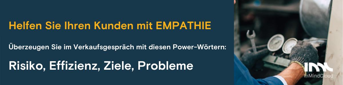 7 emotionale Auslöser_Empathie
