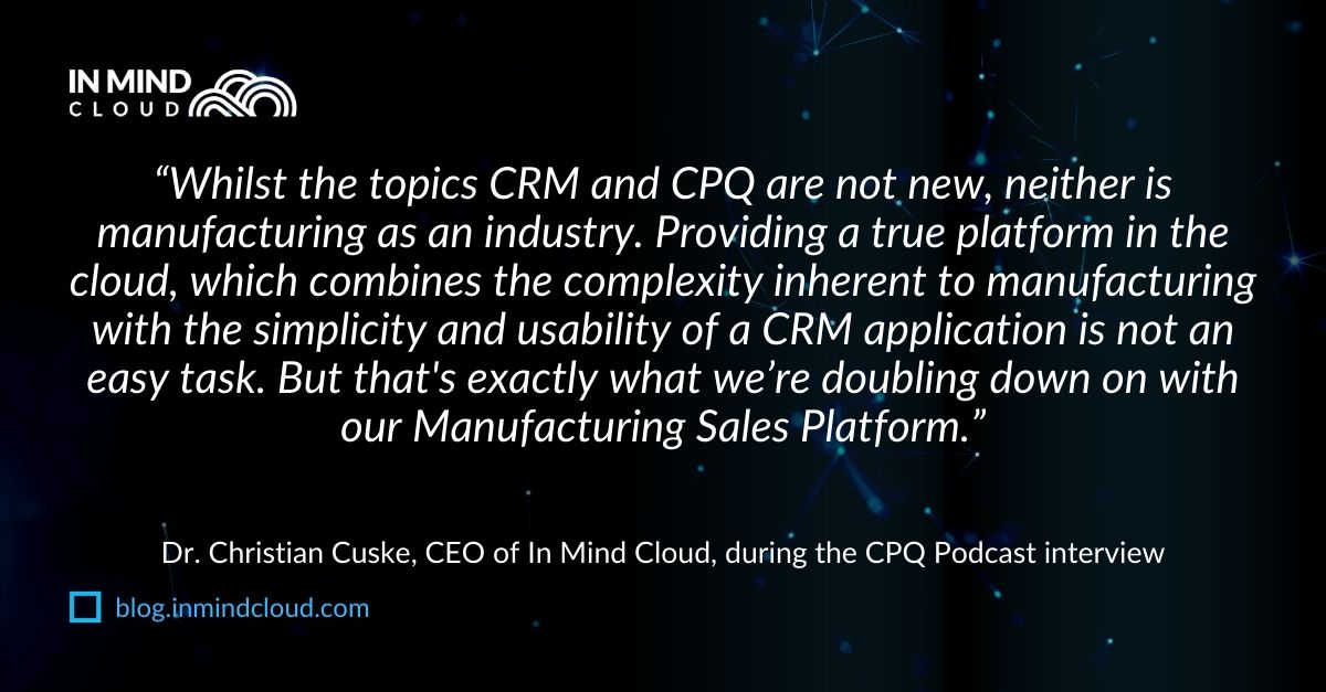 CPQ Podcast with Dr. Christian Cuske and Karan Sood (2)