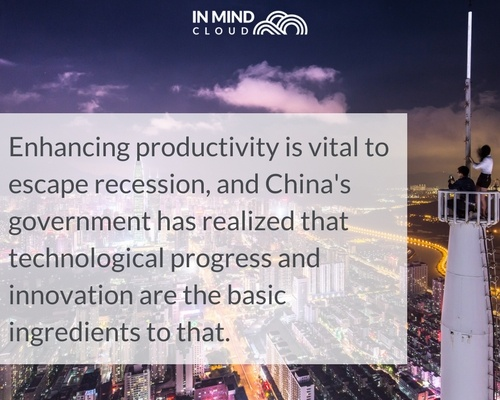 Digitalization In China - Unlocking Growth For 2018 And Beyond   In Mind Cloud