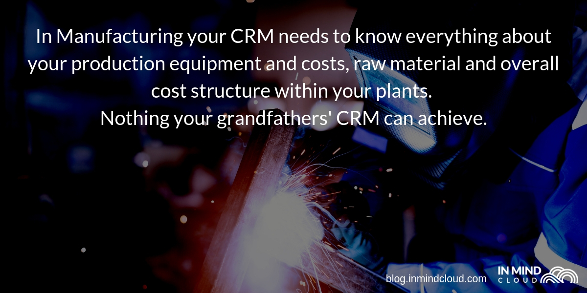 The holy grail of CRM and Digital Go-to-market in Manufacturing6