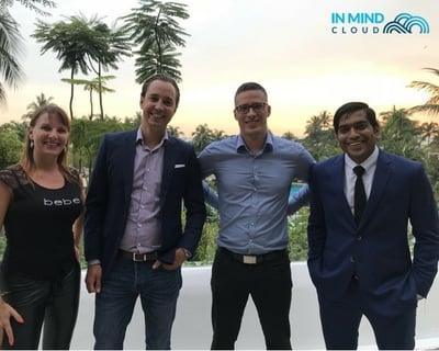 sales kickoff 2018 In Mind Cloud