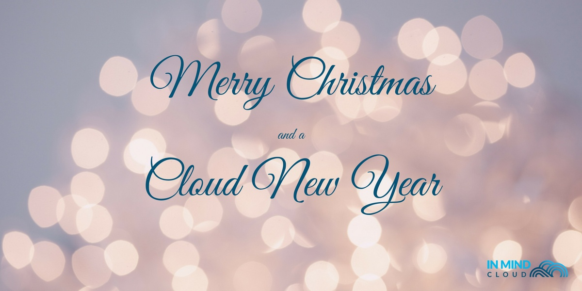 Merry Christmas and a CLOUD New Year