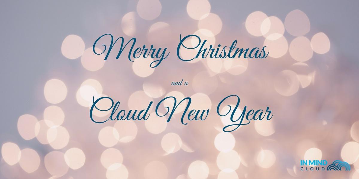Frohe Weihnachten & ein erfolgreiches neues Jahr!
