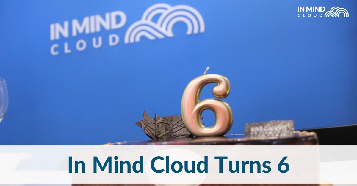 In Mind Cloud Turns 6 (With An Announcement!)