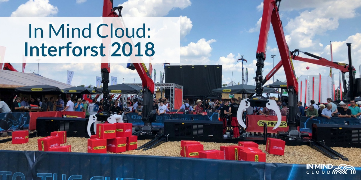 In Mind Cloud At Interforst 2018