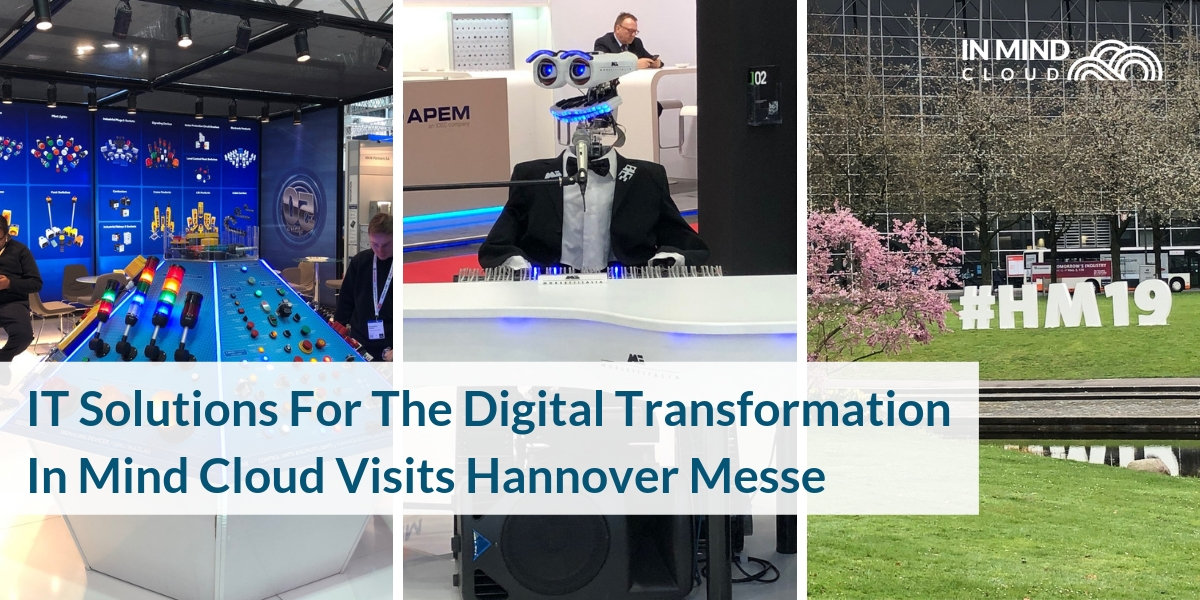 IT Solutions For The Digital Transformation - In Mind Cloud Visits HMI