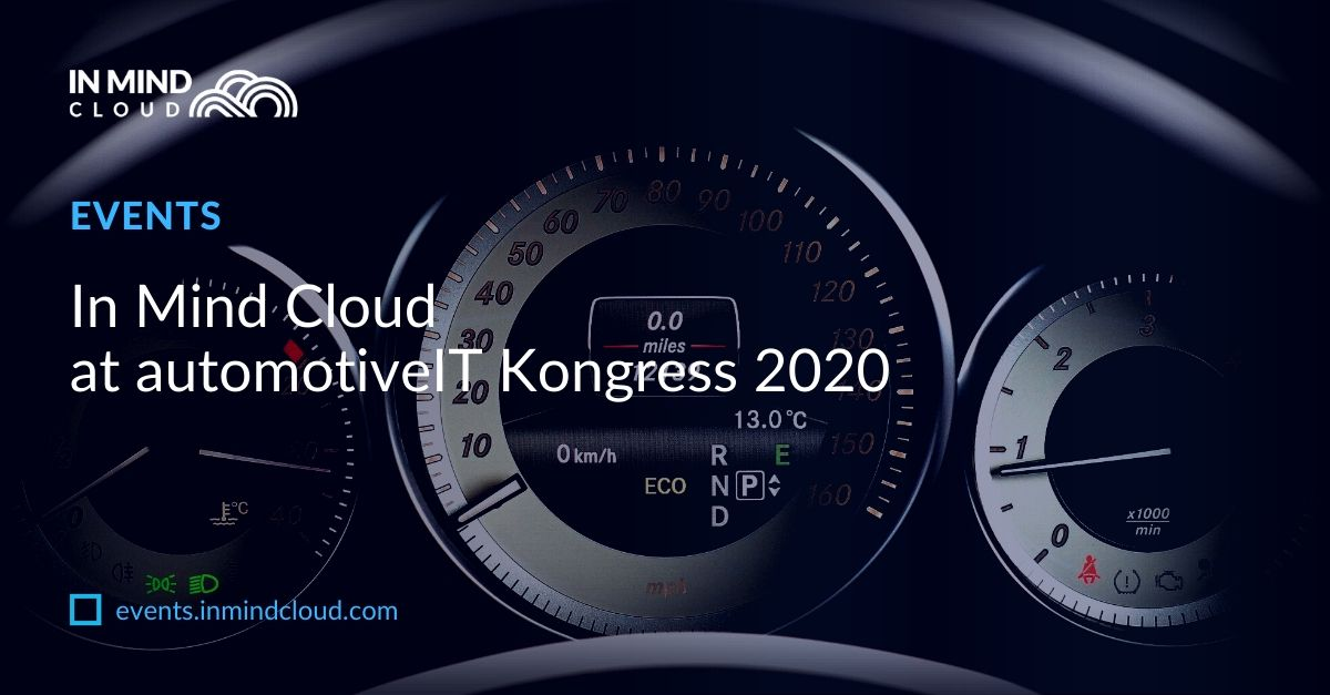 In Mind Cloud at automotiveIT Kongress 2020
