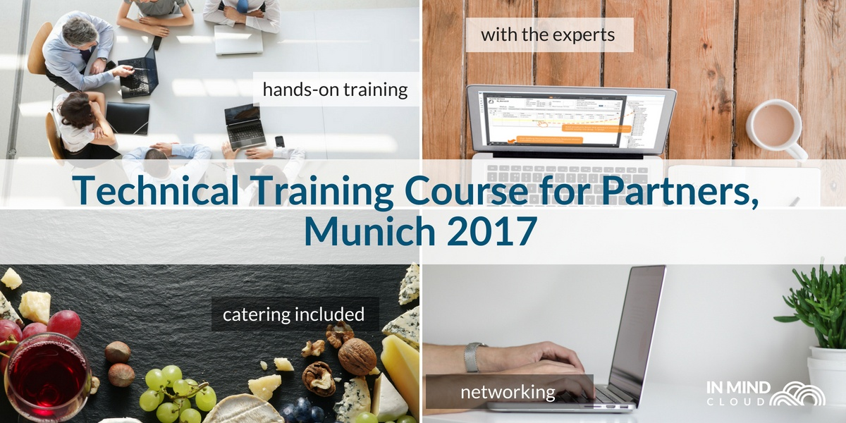 Technisches Training für Partner
