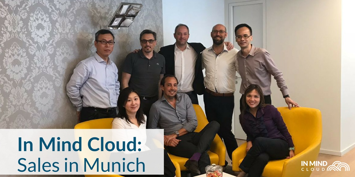 In Mind Cloud Munich Mid-Year Sales Meeting 2018