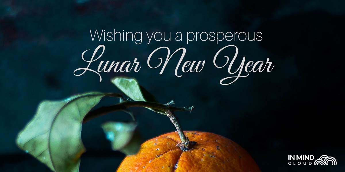 Wishing you a prosperous Lunar New Year 2018