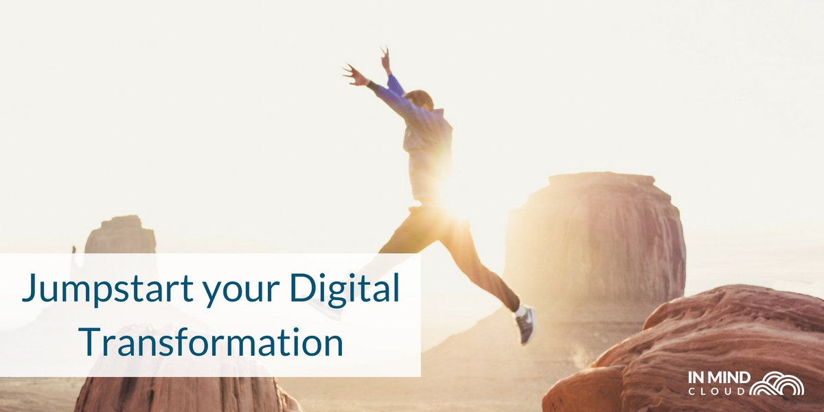 Jumpstart Your Digital Transformation with SAP HANA Cloud Platform and In Mind Cloud