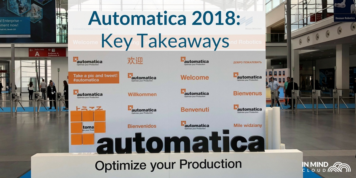 Automatica 2018: Key Takeaways And Trends
