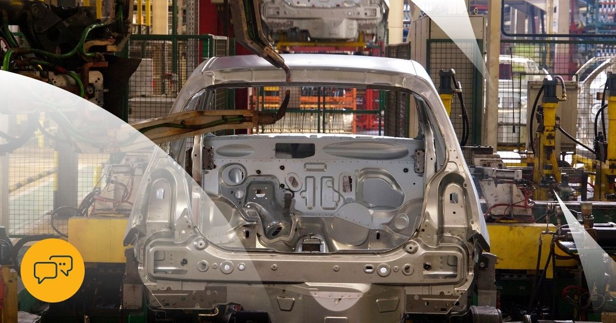 Manufacturing Sales in the Automotive Industry