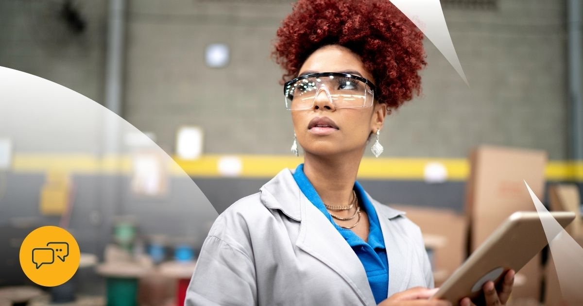 Ensure Information Access to Accelerate Manufacturing Sales